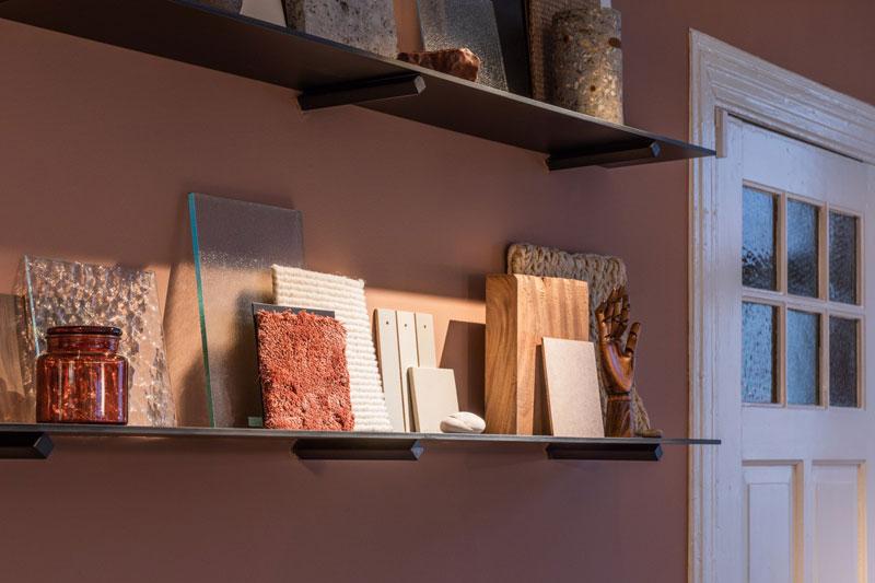 ARCK studio. interieur-galerij
